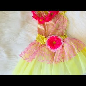 Weissman Tutu w/headpiece